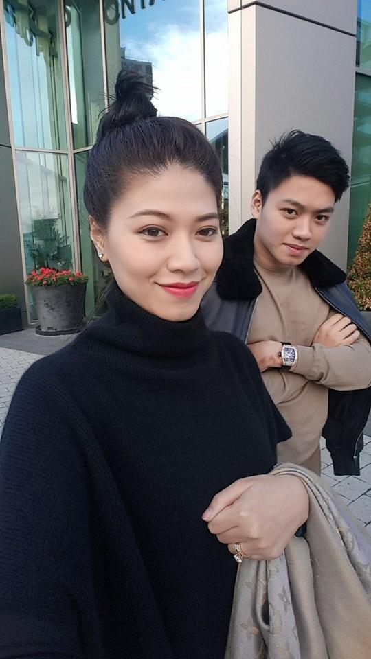 Dương Bảo Hưng, em trai MC Ngọc Trinh là nghi vấn người yêu mới của Á hậu Tú Anh