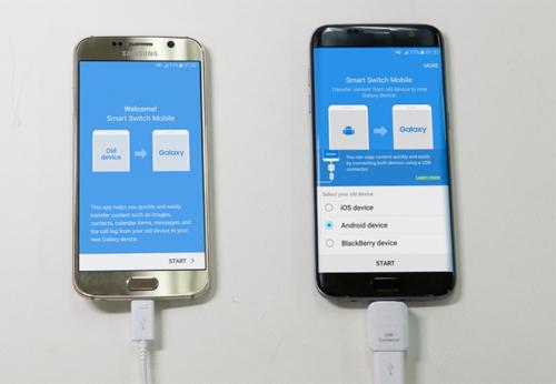 2713927192a Điều đầu tiên khi người dùng sở hữu một chiếc điện thoại mới là muốn chuyển  dữ liệu sang từ chiếc cũ. Số này bao gồm ảnh