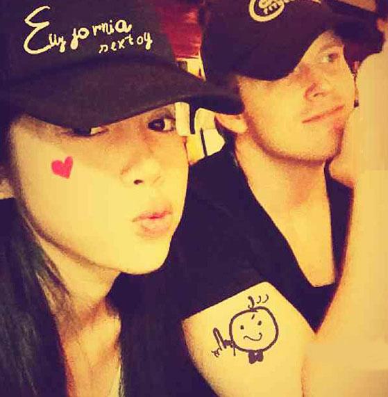 Elly Trần và người chồng tin đồn