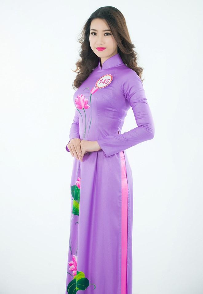 Gây ấn tượng ở vòng chung khảo miền Bắc còn có Đỗ Mỹ Linh, sinh năm 1996. Hiện, cô là sinh viên Đại học Ngoại thương Hà Nội. Mỹ Linh từng lọt top 15 cuộc thi Hoa hậu Hoàn vũ Việt Nam 2015.