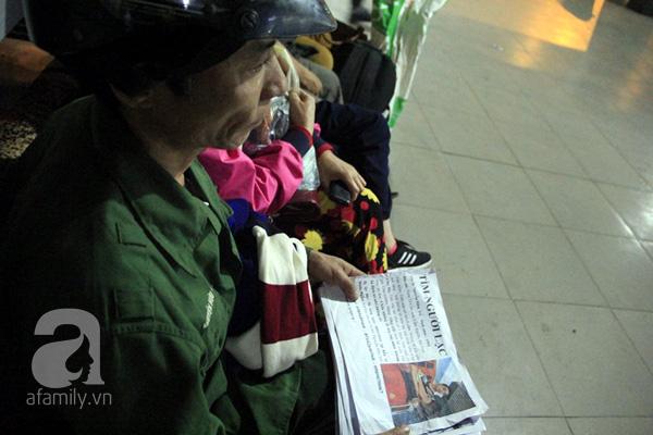 Bác Nguyễn Hữu Sơn là người cha hết mực yêu thương con mình, sẵn sàng bán hết nhà cửa để chữa trị cho con.