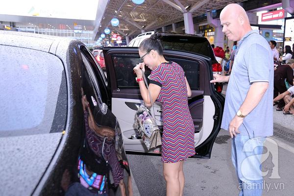 Hiện tại Thu Minh và chồng đã giao cho luật sư để nhờ pháp luật vào cuộc xử lý những người làm ảnh hưởng đến hình ảnh của mình.