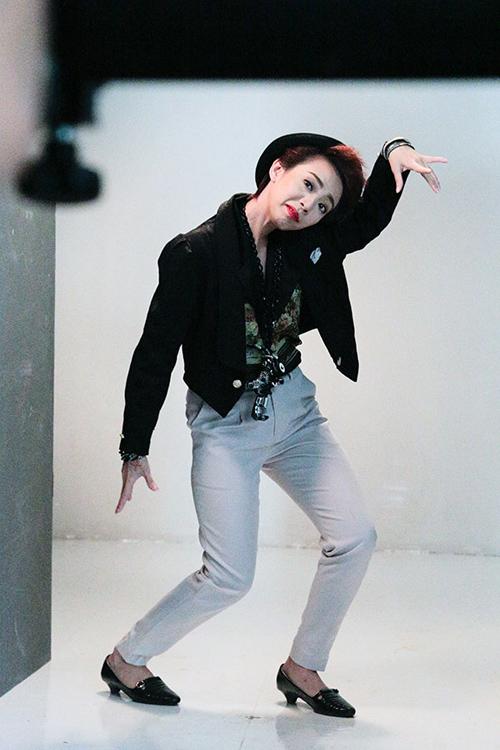Bộ ba Thu Trang, Tấn Beo, Khởi My là những nhân vật mang đến tiếng cười trong phim.