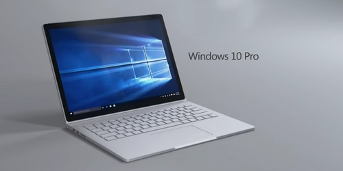 Surface Book của Microsoft.