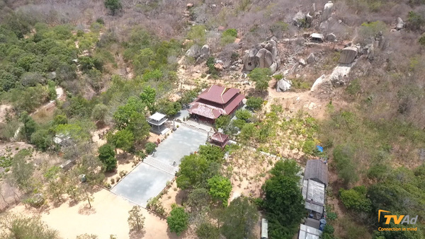 Thiền viện Trúc Lâm Chân Nguyên.