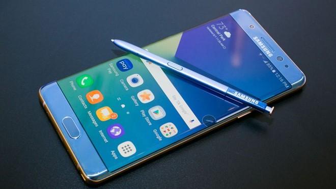 Pin và dung lượng lưu trữ là những nâng cấp đáng chú ý nhất về cấu hình của Samsung Galaxy Note7.
