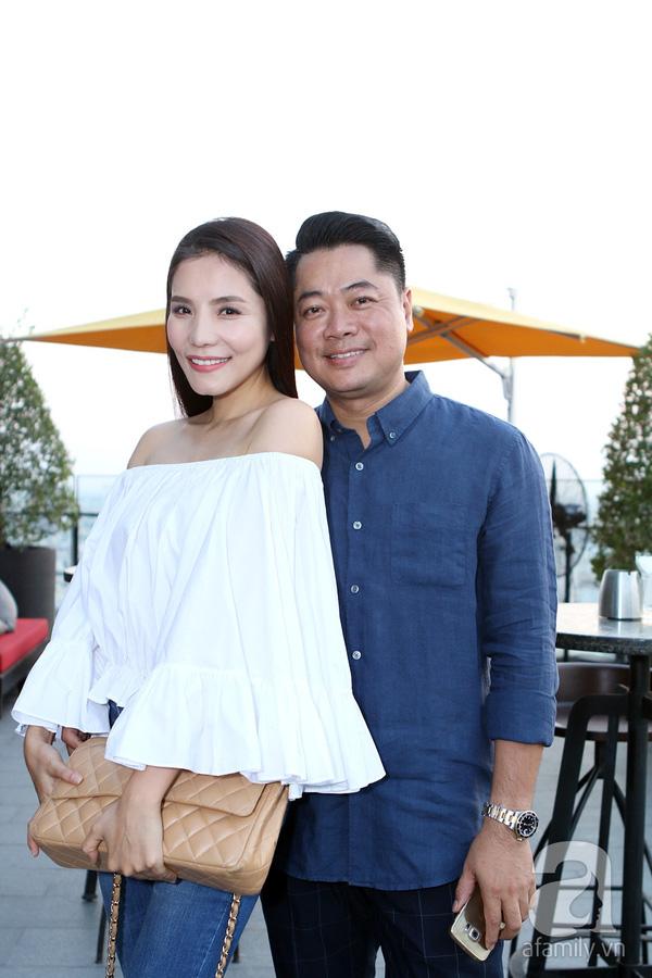 Vợ chồng Kiwi Ngô Mai Trang