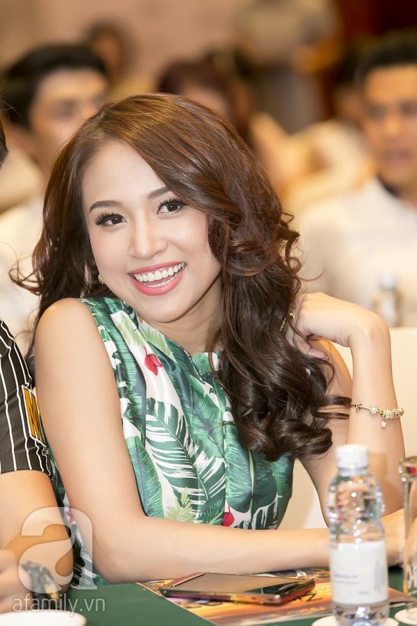 Thanh Vân Hugo cũng tiết lộ lần đầu tiên cô sẽ đảm nhận vai diễn phản diện.