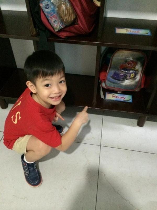 Con trai Hồ Ngọc Hà được học trường quốc tế với học phí hơn 200 triệu đồng/ năm.