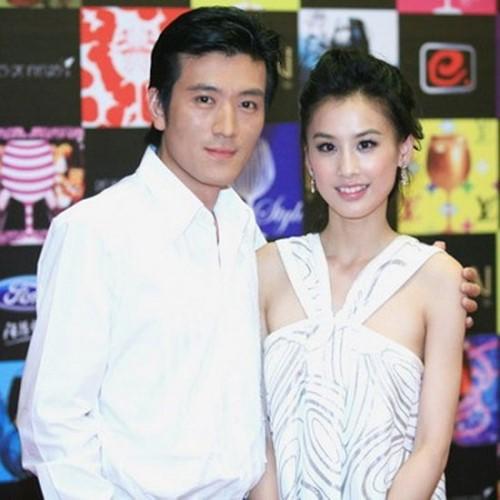 Huỳnh Thánh Y là người thứ ba trong cuộc hôn nhân đầu của Dương Tử. Ảnh: QQ.