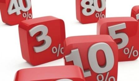 Mức lãi suất cho vay tiêu dùng hiện nay dao động từ 6-8%/tháng