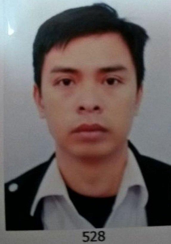 Đối tượng Lê Nhật Cường. Ảnh: Cơ quan CSĐT CA tỉnh Thừa Thiên – Huế