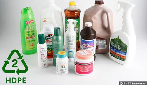 Các chai nhựa này có khả năng chịu nhiệt đến 110 độ C, thường được dùng đựng thực phẩm, sữa tắm hoặc các vật có độ tinh khiết cao.