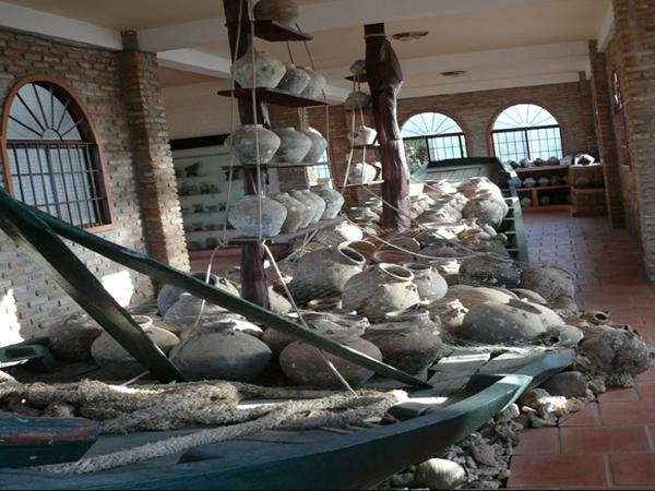 Con tàu chở cổ vật bị đắm được phục dựng lại tại Bảo tàng tư nhân Phú Quốc