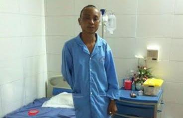 Bệnh nhân được phẫu thuật cấp cứu không liệt thần kinh khu trú. Ảnh: BVCC