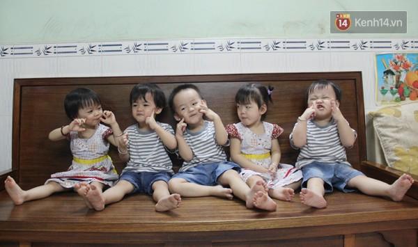 5 bé được chào đời bằng phương pháp thụ tinh nhân tạo