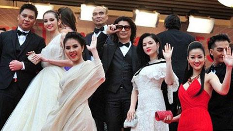 Sao Việt tại LHP Cannes