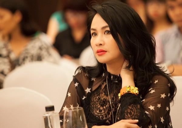 Ca sĩ Thanh Lam. Ảnh: TL