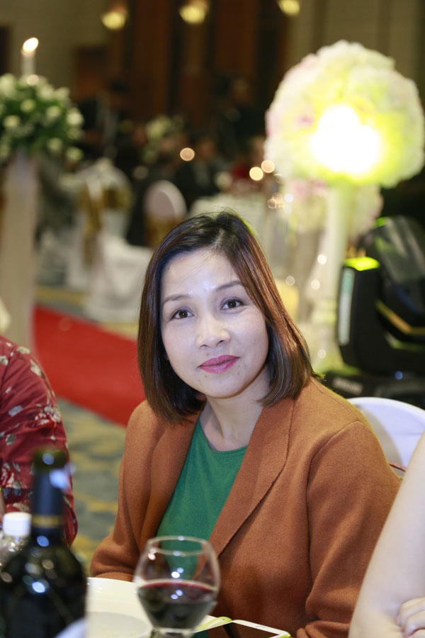 Diva nhạc nhẹ Mỹ Linh.