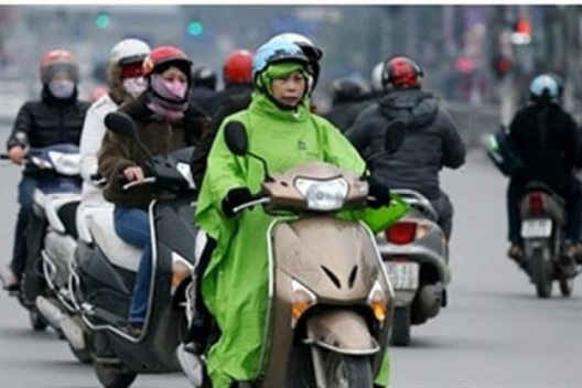 Sáng 8/1, không khí lạnh tăng cường sẽ ảnh hưởng trực tiếp đến Miền Bắc nước ta.