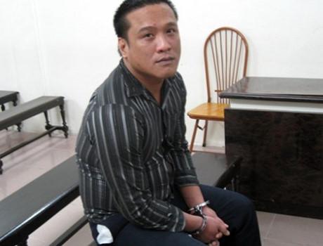 Bị cáo Chu Xuân Hiếu tại tòa. Ảnh: PLO