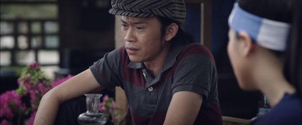 Khán giả không khỏi ám ảnh trước ánh mắt buồn ít thấy của danh hài Hoài Linh.