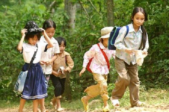 Sáng kiến bình đẳng giới và giáo dục trẻ em gái ở Việt Nam góp phần nỗ lực chung tăng cường bình đẳng giới. Ảnh TL