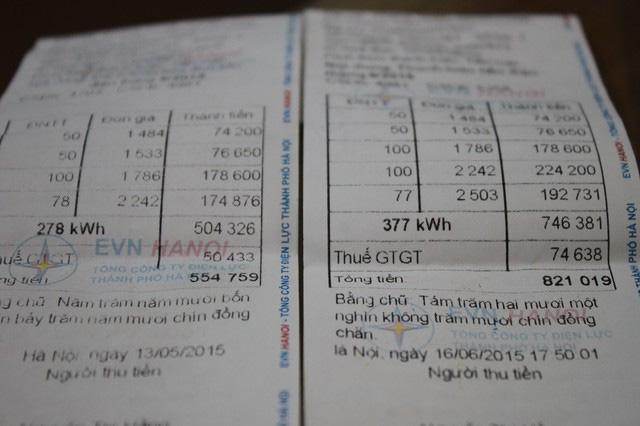 EVN Hà Nội dự báo tiền điện tháng 6 của khách hàng sẽ tăng mạnh do nắng nóng. Ảnh: TL