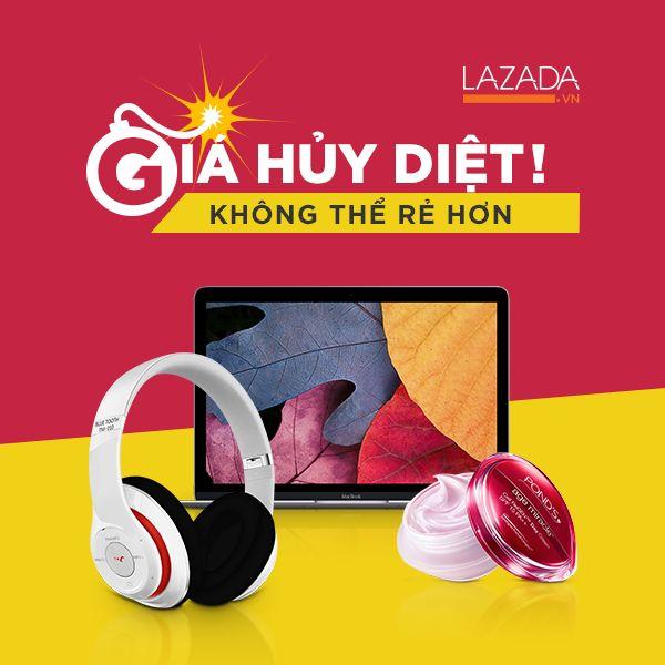 Giảm giá kịch sàn các sản phẩm đang được ưa chuộng trên thị trường chỉ có tại Lazada