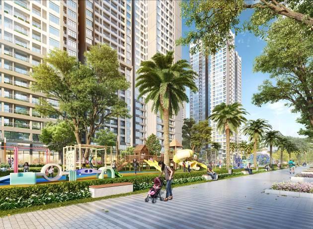 """Các Khu đô thị của Vinhomes luôn giành được niềm tin của khách hàng, được mệnh danh là những """"khu đô thị đáng sống bậc nhất Việt Nam"""""""