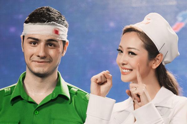 Jennifer Phạm, Teodor nhận được hai điểm 10 từ giám khảo Hồng Việt và Minh Hằng và cô được giải khán giả bình chọn trong đêm đầu tiên