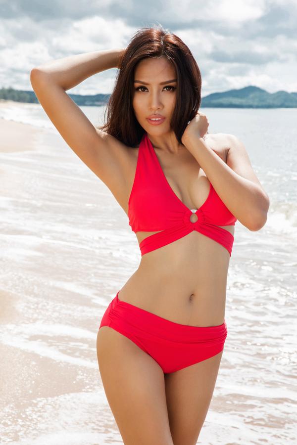Thời gian gần đây, Nguyễn Thị Loan đã Nam tiến để thực hiện ước mơ tiến thân vào showbiz của cô.