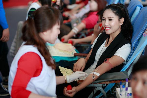 Nguyễn Thị Loan sẵn sàng cho đi những giọt máu của mình.
