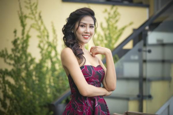 Hiện tại người đẹp là một doanh nhân khá thành công ở lĩnh vực chăm sóc sắc đẹp.