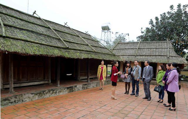 Ngôi nhà tranh nơi cố Tổng bí thư Hà Huy Tập từng sống và tổ chức truyền bá lý tưởng cách mạng