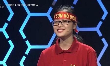 Mai Thị Minh Huyền chọn ĐH Ngoại thương (cơ sở TP.HCM) để theo học.