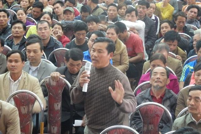 Người dân Sầm Sơn yêu cầu Không di dời bến neo đậu tầu, thuyền đi nơi khác