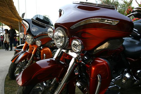Những chiếc mô tô này đều có giá ngang với xe 4 bánh hạng sang