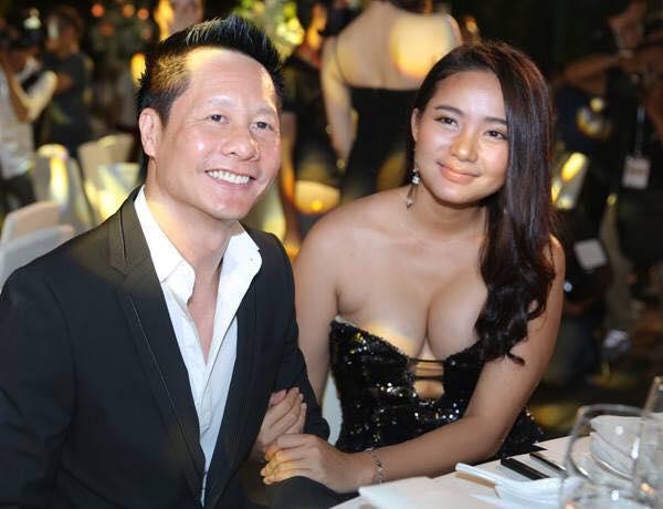 Vợ chồng Phan Như Thảo - Đức An tại sự kiện