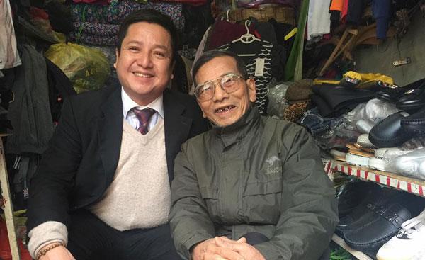Nhân chuyến đi thăm nhà NSƯT Trần Hạnh, NS Chí Trung viết tâm thư thương xót gia đình đồng nghiệp già.