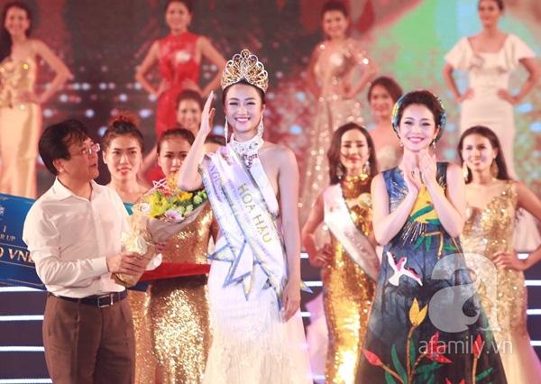 Trần Thị Thu Ngân đăng quang nối dài danh sách người đẹp Hải Phòng.