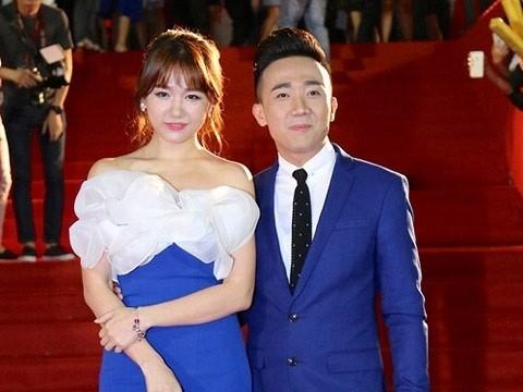 Trấn Thành và Hari Won liên tục vướng scandal từ khi yêu nhau.
