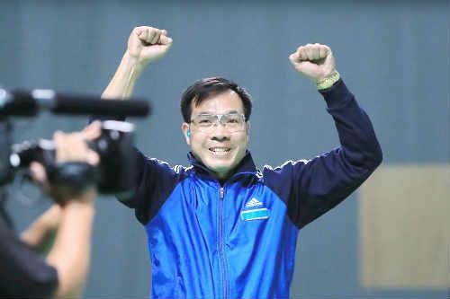Thành công của Hoàng Xuân Vinh đến từ hành trình học hỏi, khổ luyện suốt nhiều năm