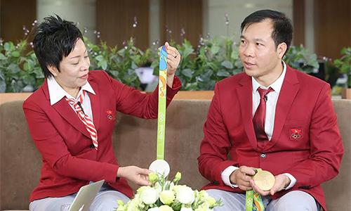 Để có được thành công như bây giờ, HLV Nguyễn Thị Nhung từng cùng học trò trải qua nhiều lần thất bại. Ảnh: VnExpress