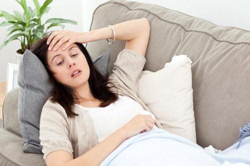Con dâu mang thai ba lần nhưng đều bị hỏng (Ảnh minh họa)