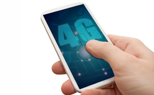 Công nghệ kết nối mạng 4G cho tốc độ kết nối Internet nhanh gấp 3 đến 7 lần so với 3G.