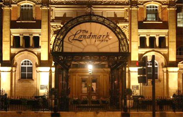 Khách sạn Landmark nơi xảy ra vụ giết người dã man.