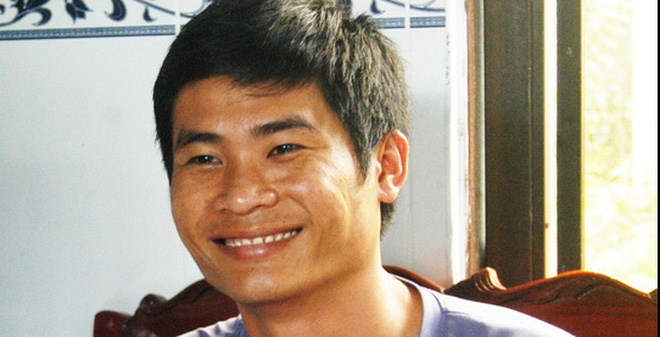 Tài xế Phan Văn Bắc. Ảnh: Người lao động