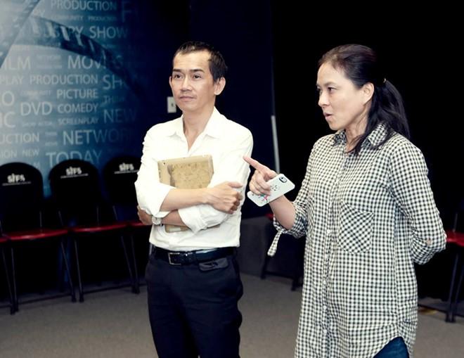 Minh Thuận đảm nhận giám đốc casting của nhiều bộ phim.
