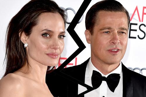 Angelina Jolie và Brad Pitt cùng lên tiếng xác nhận chuyện chia tay.